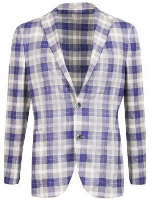 Шелковый пиджак BOGLIOLI