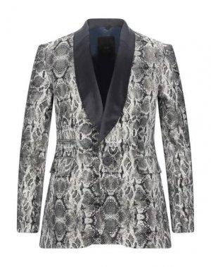 Пиджак TOM REBL. Цвет: бежевый