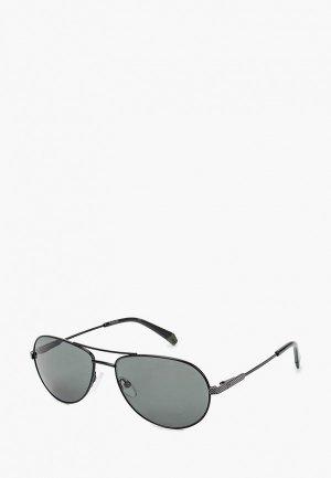 Очки солнцезащитные Polaroid PLD 2100/S/X 003. Цвет: черный
