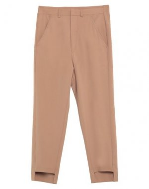 Повседневные брюки MAISON FLÂNEUR. Цвет: верблюжий