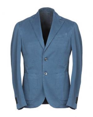 Пиджак EDDY & BROS. Цвет: темно-синий