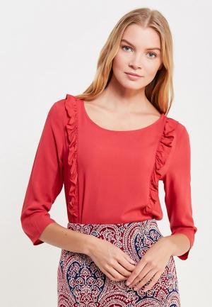 Блуза Top Secret. Цвет: коралловый