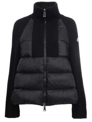 Комбинированная куртка MONCLER