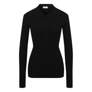 Пуловер By Malene Birger. Цвет: чёрный