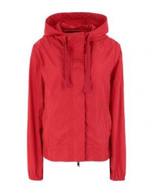 Куртка ALLEGRI. Цвет: красный
