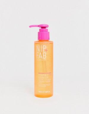 Очищающее средство для кожи с витамином NIP+FAB Fix Cleanser-Бесцветный