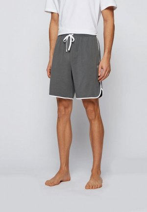 Шорты домашние Boss Mix&Match Shorts. Цвет: серый