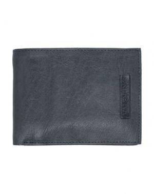 Бумажник VALENTINO di MARIO. Цвет: темно-синий