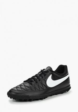 Шиповки Nike Majestry TF. Цвет: черный