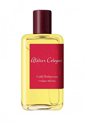 Парфюмерная вода Atelier Cologne CAFÉ TUBEROSA Absolue 100 мл. Цвет: прозрачный