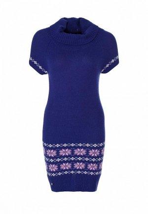 Платье LeMonada LE005EWET184. Цвет: синий