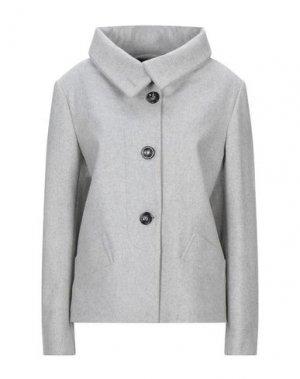 Пальто G.SEL. Цвет: светло-серый
