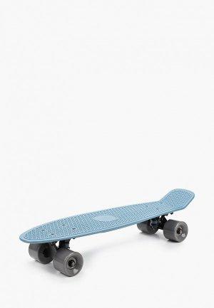Скейтборд Termit Cruiser 22. Цвет: бирюзовый