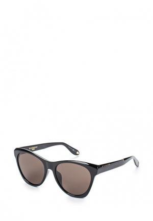 Очки солнцезащитные Givenchy GV 7068/S 807. Цвет: черный