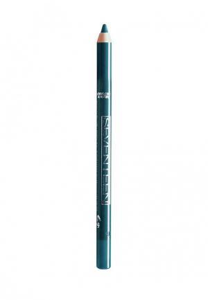 Карандаш для глаз Seventeen водостойкий, т.33 Super Smooth W/P&Longstay морская волна. Цвет: бирюзовый