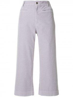 Укороченные брюки A.L.C.. Цвет: розовый