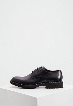 Туфли Cerruti 1881. Цвет: черный