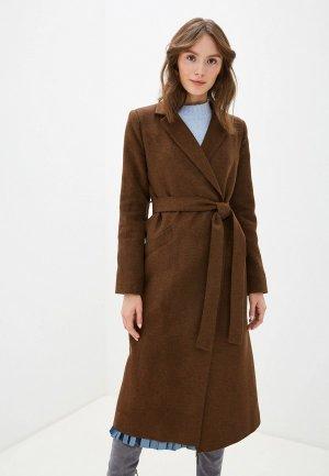 Пальто Alina Assi. Цвет: коричневый