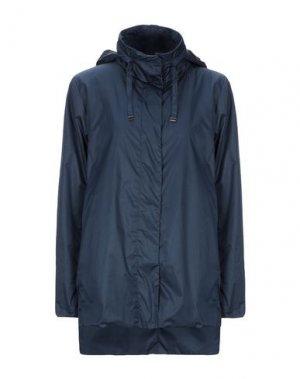 Куртка PEOPLE OF SHIBUYA. Цвет: темно-синий