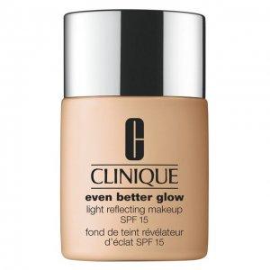 Тональный крем Even Better Glow SPF 15, оттенок Stone Clinique. Цвет: бесцветный
