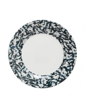 Декоративная тарелка STORIES OF ITALY. Цвет: темно-синий