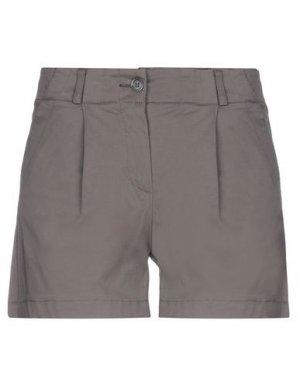 Повседневные шорты G.SEL. Цвет: свинцово-серый