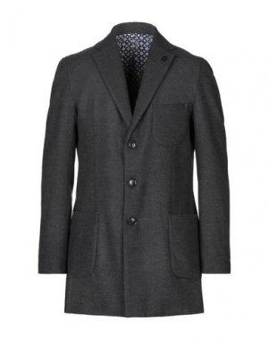 Пиджак OUTFIT. Цвет: свинцово-серый