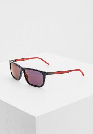 Очки солнцезащитные Hugo HG 1139/S 807. Цвет: черный