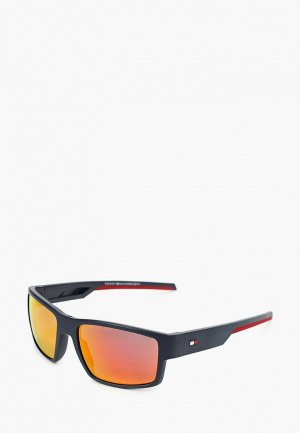 Очки солнцезащитные Tommy Hilfiger TH 1806/S FLL. Цвет: серый