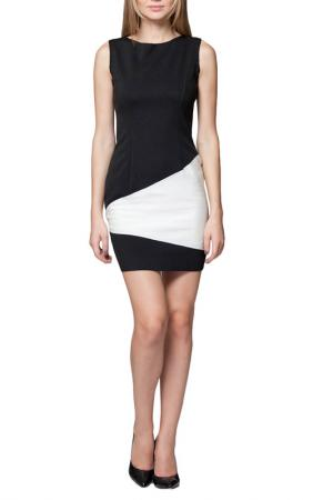 Платье JOELLE YOUNG JO'ELLE. Цвет: black and white