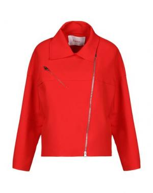 Куртка JUCCA. Цвет: красный