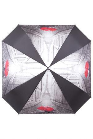 Зонт Flioraj. Цвет: серый