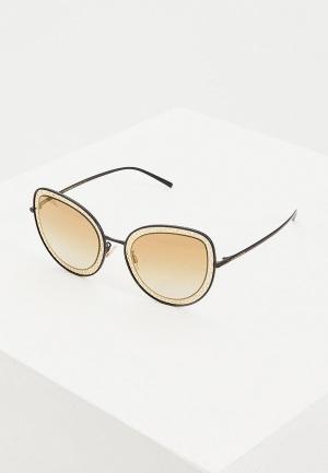 Очки солнцезащитные Dolce&Gabbana DG2226 13116E. Цвет: черный