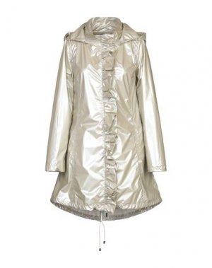 Легкое пальто CAFèNOIR. Цвет: бежевый