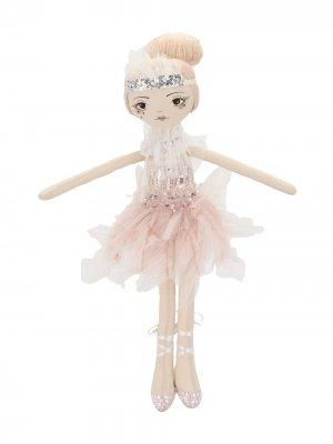 Кукла Tinsel Tutu Du Monde. Цвет: розовый