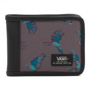 Кошелёк Exter Wallet VANS. Цвет: серый