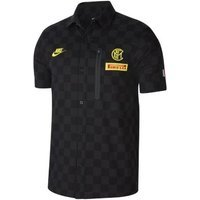Мужская рубашка с коротким рукавом Inter Milan Team Crew