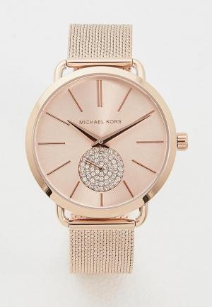 Часы Michael Kors MK3845. Цвет: золотой