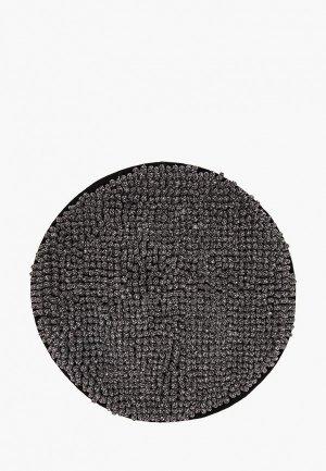 Коврик Tete-a-Tete -галета на стул, MULTIMAKARON. Цвет: черный
