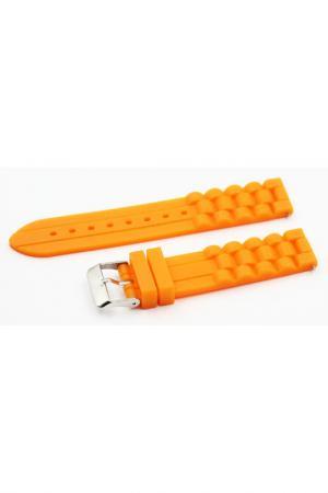 Ремешок для часов BORA. Цвет: оранжевый