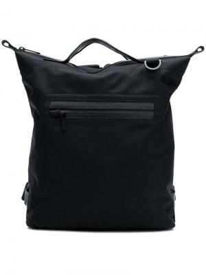 Mini Hoy Travel Cycle rucksack Ally Capellino. Цвет: черный