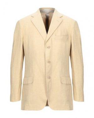 Пиджак JASPER REED. Цвет: светло-желтый