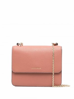 Мини-сумка Anne Coccinelle. Цвет: розовый