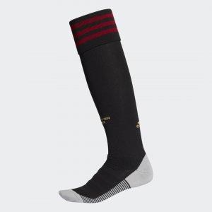 Домашние игровые гетры Манчестер Юнайтед Performance adidas. Цвет: черный