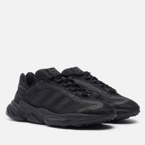 Кроссовки Ozweego Pure adidas Originals. Цвет: чёрный