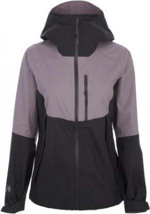 Ветровка женская Exposure/2, размер 44 Mountain Hardwear. Цвет: фиолетовый