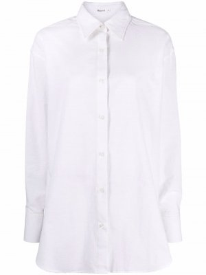 Рубашка Mandy с длинными рукавами Filippa K. Цвет: белый