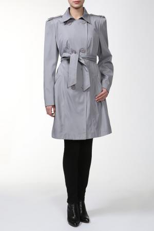 Пальто Алиса. Цвет: серый