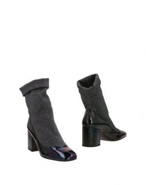 Полусапоги и высокие ботинки PREMIATA. Цвет: темно-зеленый