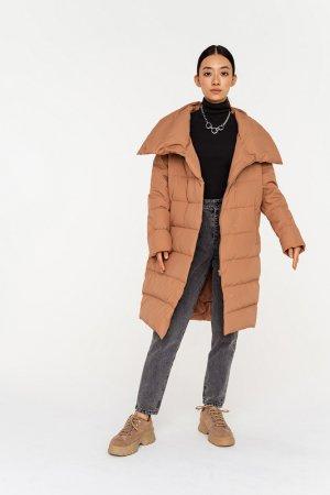 Пальто befree. Цвет: 66, каппучино